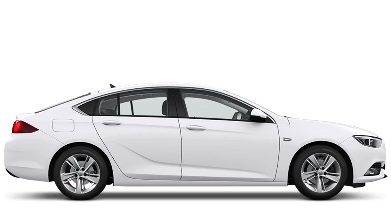 Summit White (Brilliant) Vauxhall Insignia Grand Sport
