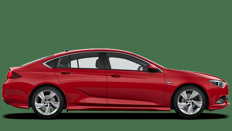 Lava Red (Brilliant) Vauxhall Insignia Grand Sport