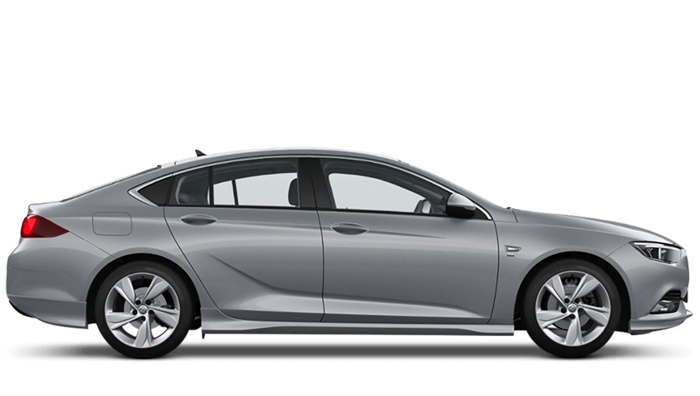 Satin Steel Grey (Metallic) Vauxhall Insignia Grand Sport