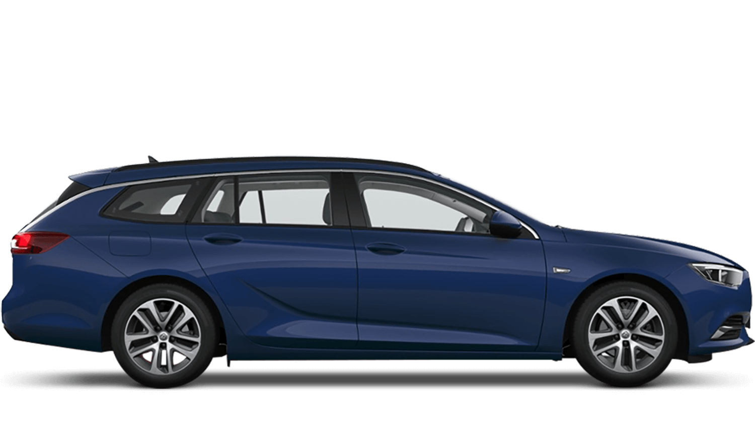 Aegean Blue (Solid) Vauxhall Insignia Sports Tourer