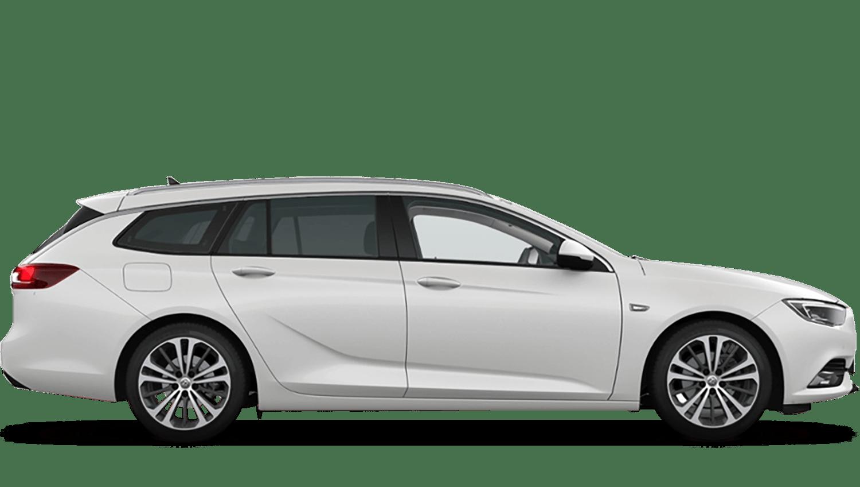 Abalone White (Tri-coat Premium) Vauxhall Insignia Sports Tourer