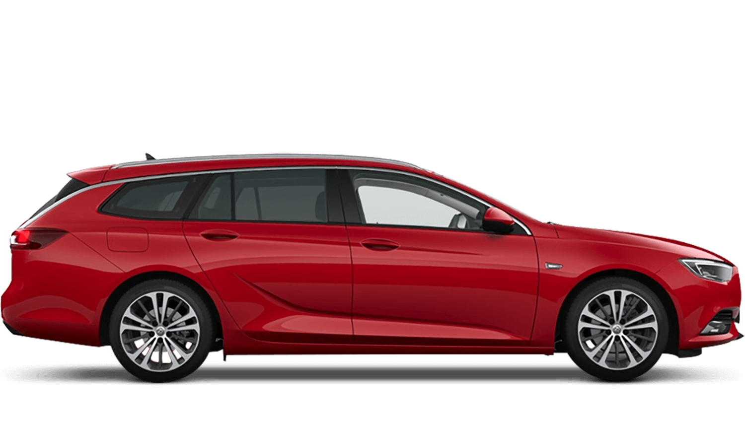 Lava Red (Brilliant) Vauxhall Insignia Sports Tourer