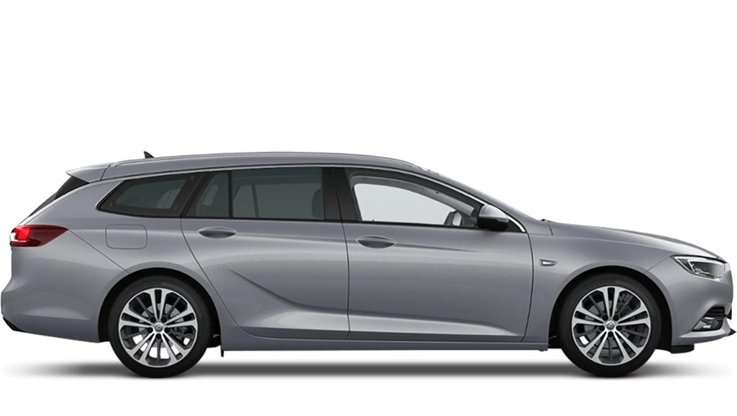 Satin Steel Grey (Metallic) Vauxhall Insignia Sports Tourer