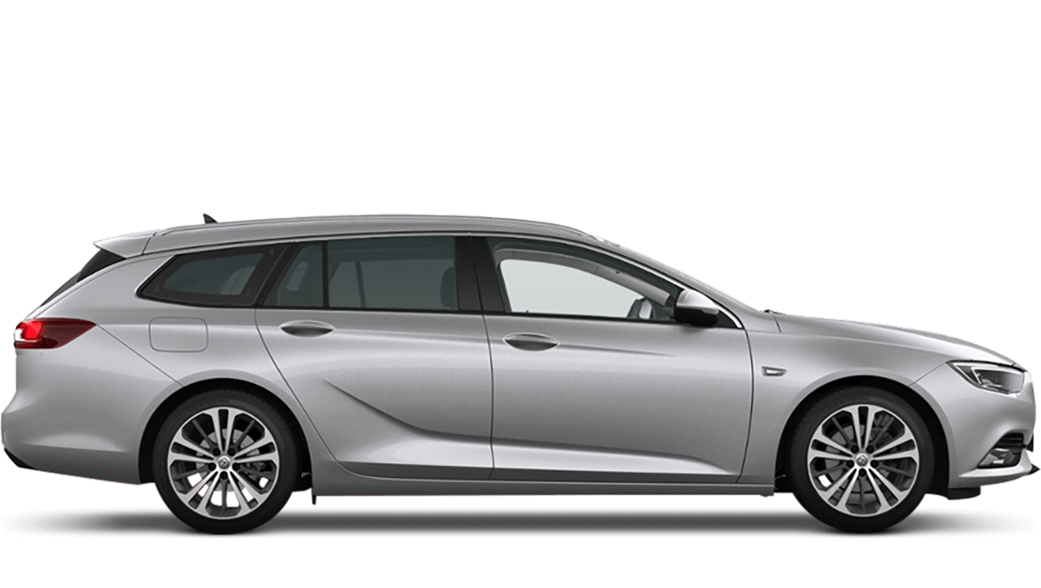 Sovereign Silver (Metallic) Vauxhall Insignia Sports Tourer