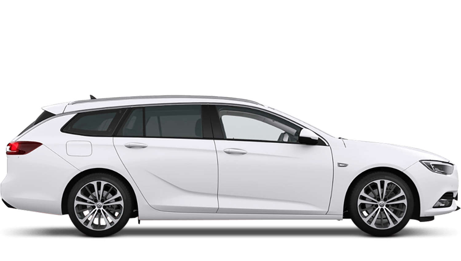 Summit White (Brilliant) Vauxhall Insignia Sports Tourer