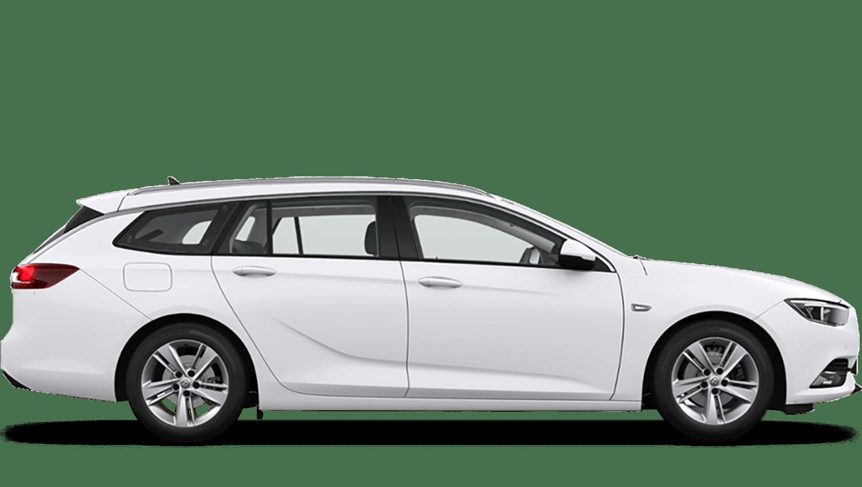 Summit White (Brilliant) Vauxhall Insignia Sports Tourer