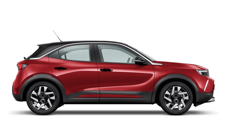 Power Red (Metallic) All New Vauxhall Mokka
