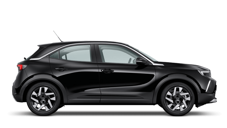 Diamond Black (Metallic) All New Vauxhall Mokka