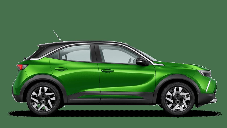 Mamba Green (Metallic) All New Vauxhall Mokka