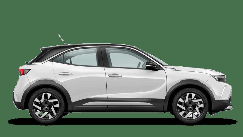 White Jade (Solid) All New Vauxhall Mokka
