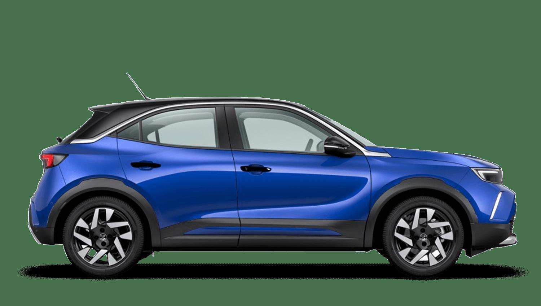 Voltaic Blue (Metallic) All New Vauxhall Mokka