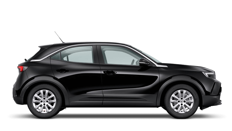 Diamond Black (Metallic) All-New Vauxhall Mokka