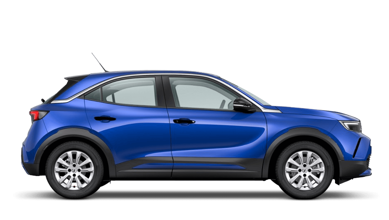 Voltaic Blue (Metallic) All-New Vauxhall Mokka