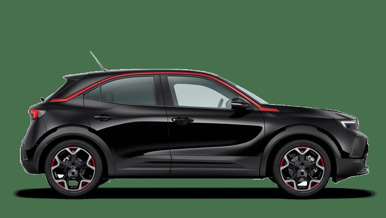 Diamond Black (Metallic) Vauxhall Mokka