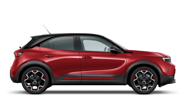 Power Red (Metallic) Vauxhall Mokka