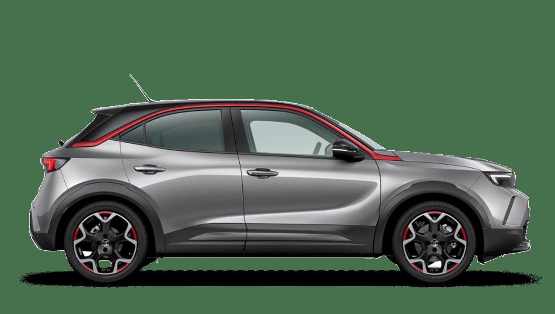 Quartz Grey (Metallic) Vauxhall Mokka