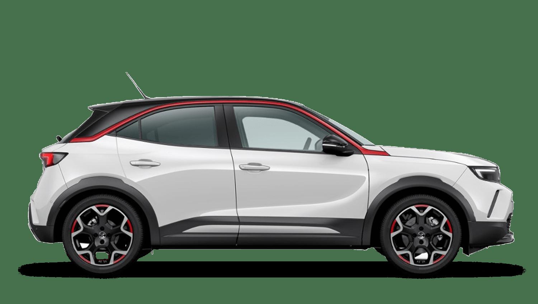 White Jade (Solid) Vauxhall Mokka