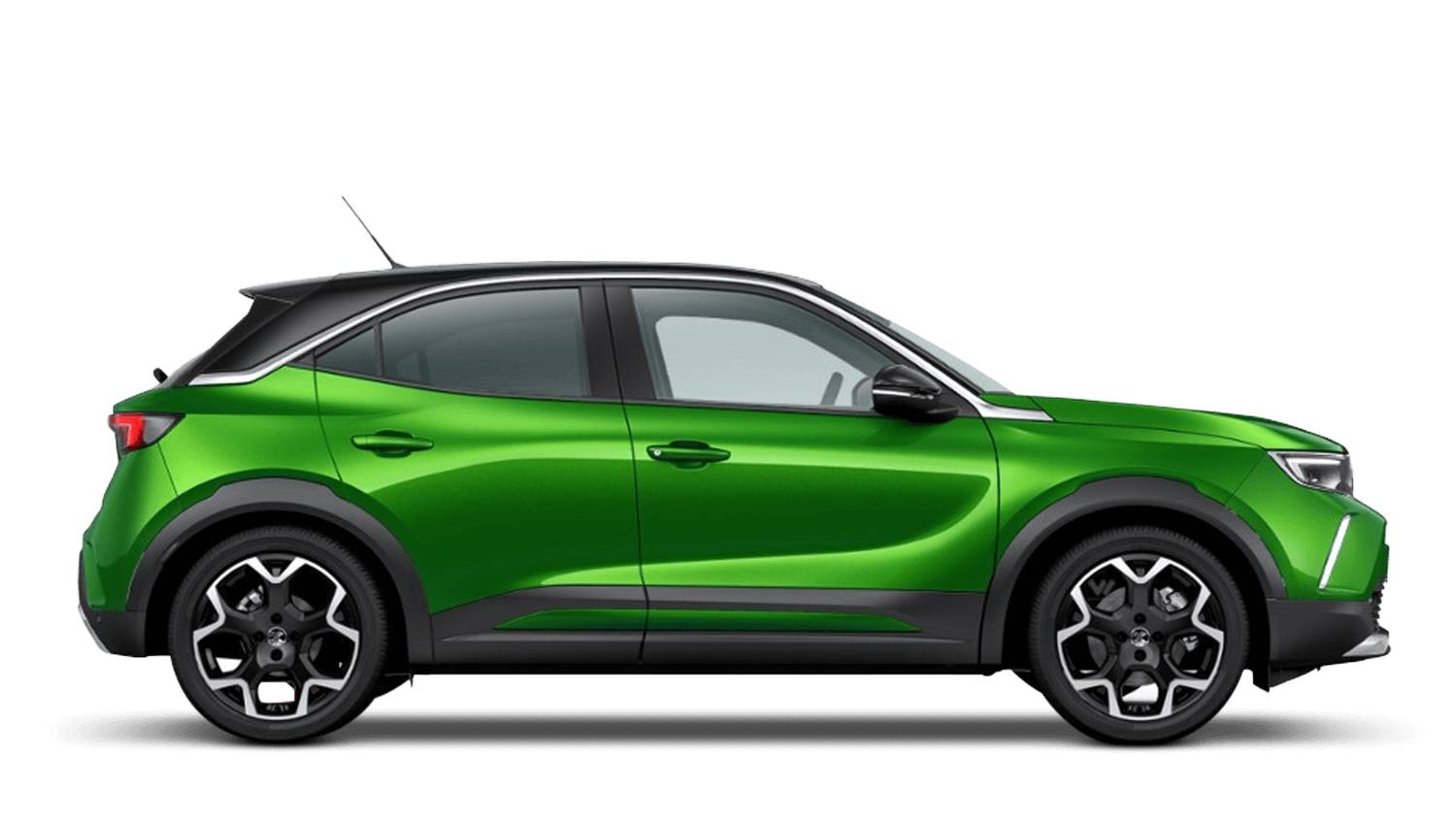 Mamba Green (Metallic) All New Vauxhall Mokka