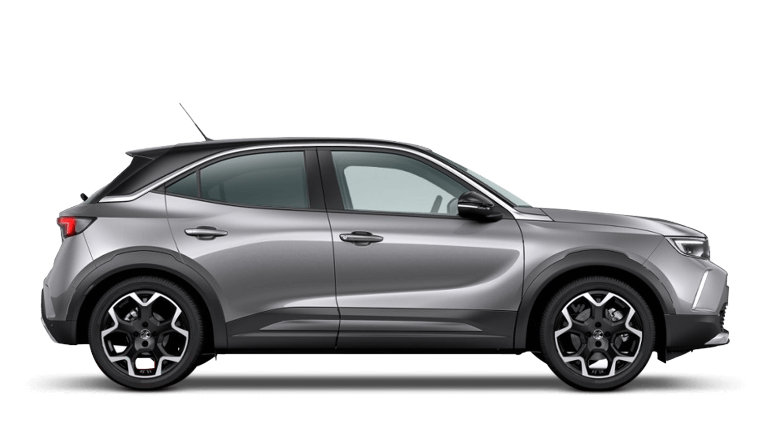 Quartz Grey (Metallic) All New Vauxhall Mokka