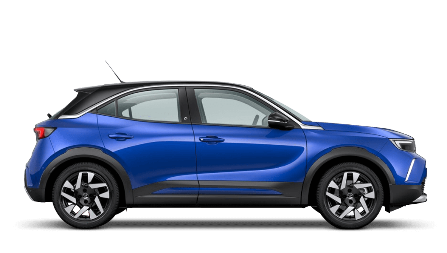 Voltaic Blue (Metallic) All-New Vauxhall Mokka-e