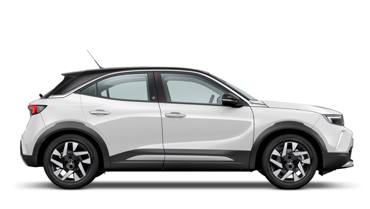 White Jade (Brilliant) All-New Vauxhall Mokka-e