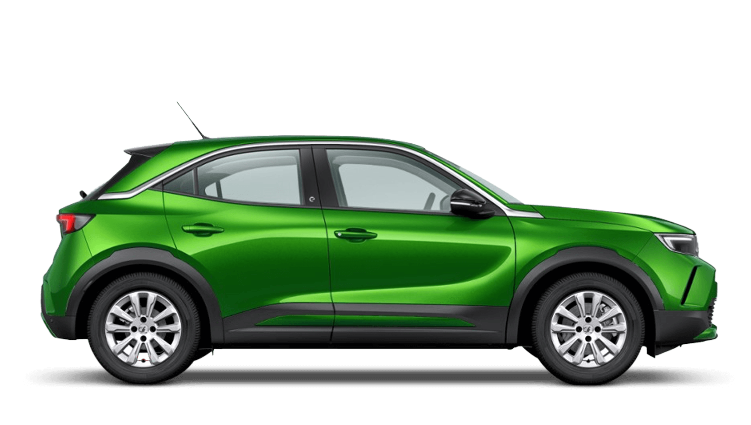 Mamba Green (Premium Metallic) All-New Vauxhall Mokka-e