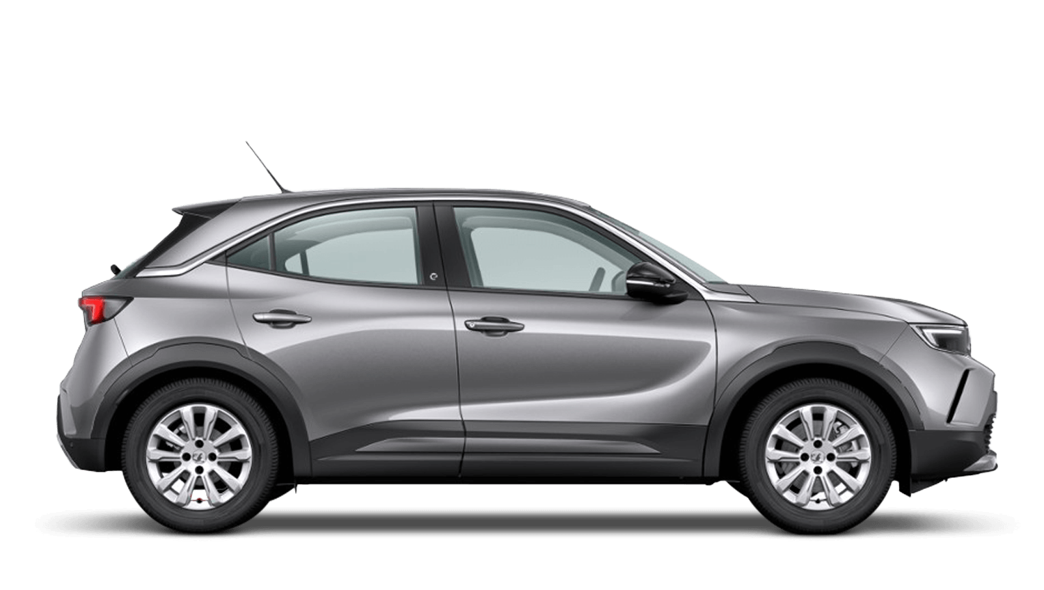 Quartz Grey (Metallic) All-New Vauxhall Mokka-e