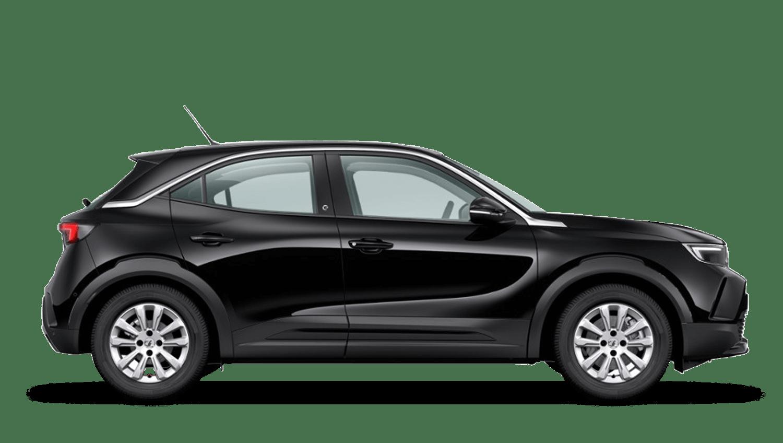 Diamond Black (Metallic) All-New Vauxhall Mokka-e