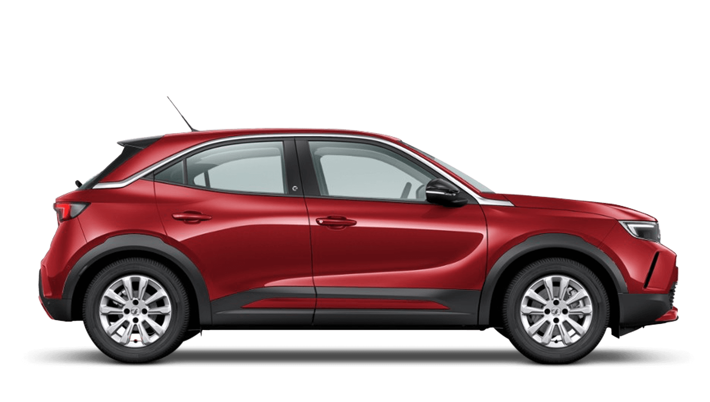 Power Red (Premium Metallic) All-New Vauxhall Mokka-e