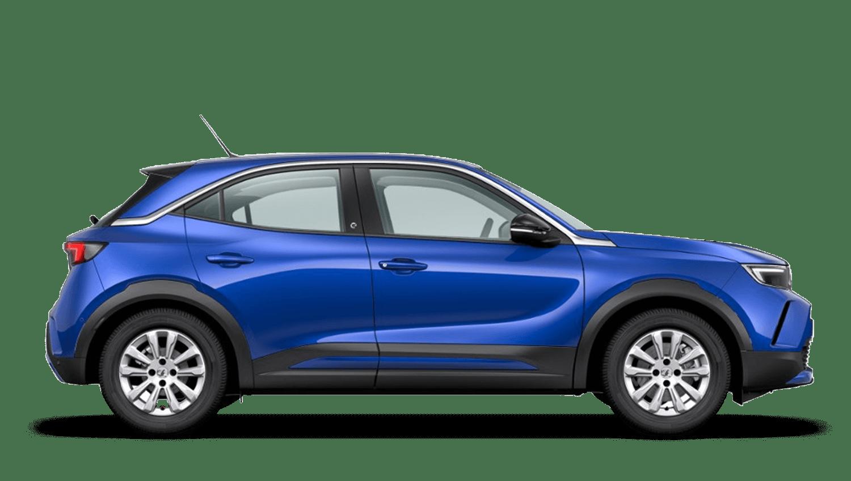Voltaic Blue (Metallic) All-New Vauxhall Mokka-e