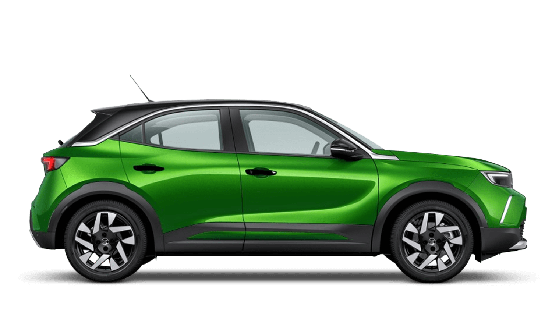 Mamba Green (Metallic) All-New Vauxhall Mokka