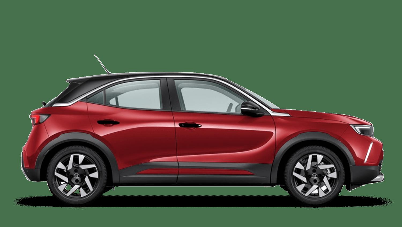 Power Red (Metallic) All-New Vauxhall Mokka