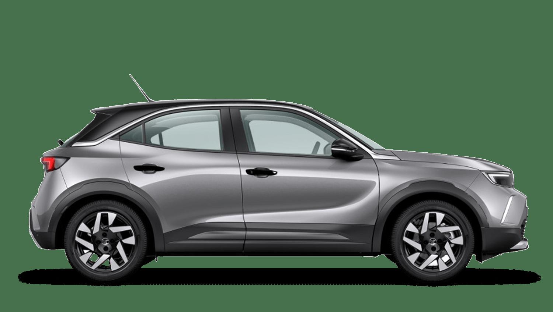 Quartz Grey (Metallic) All-New Vauxhall Mokka