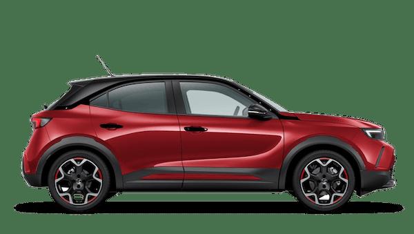 All New Vauxhall Mokka SRi