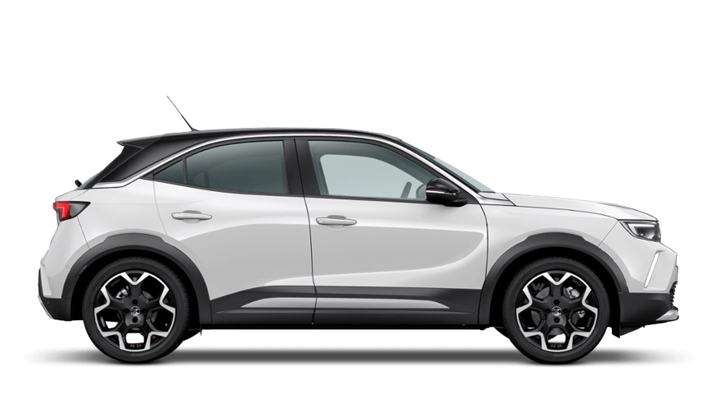 White Jade (Solid) All-New Vauxhall Mokka
