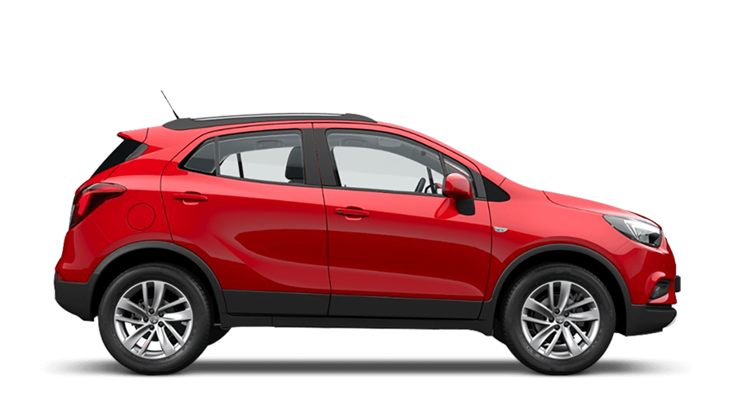 Lava Red (Brilliant) Vauxhall Mokka X