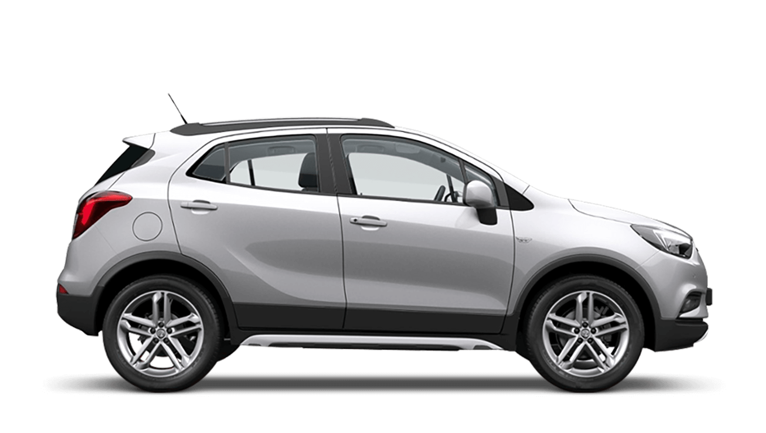 Sovereign Silver (Metallic) Vauxhall Mokka X