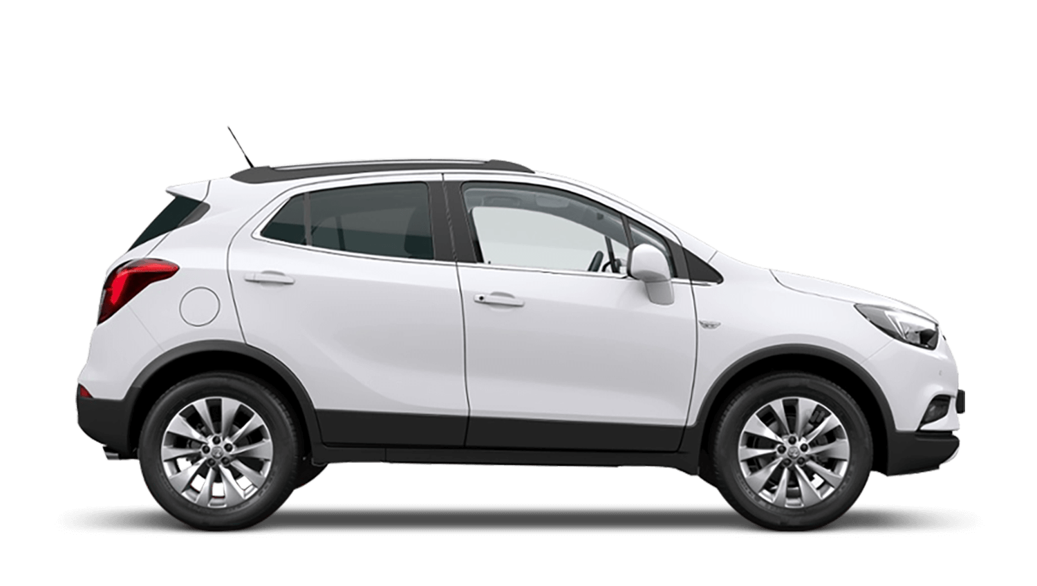 Summit White (Brilliant) Vauxhall Mokka X