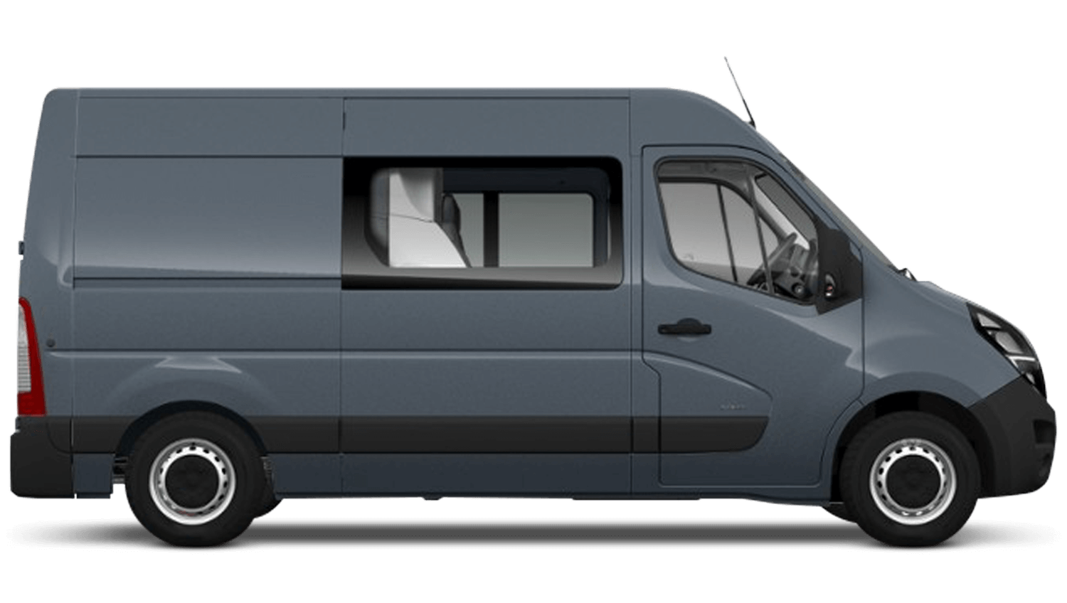 Ambient Blue (Metallic) New Vauxhall Movano