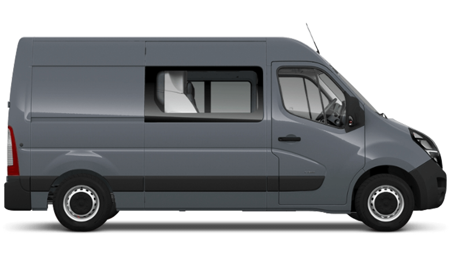 Slate Grey (Solid) New Vauxhall Movano