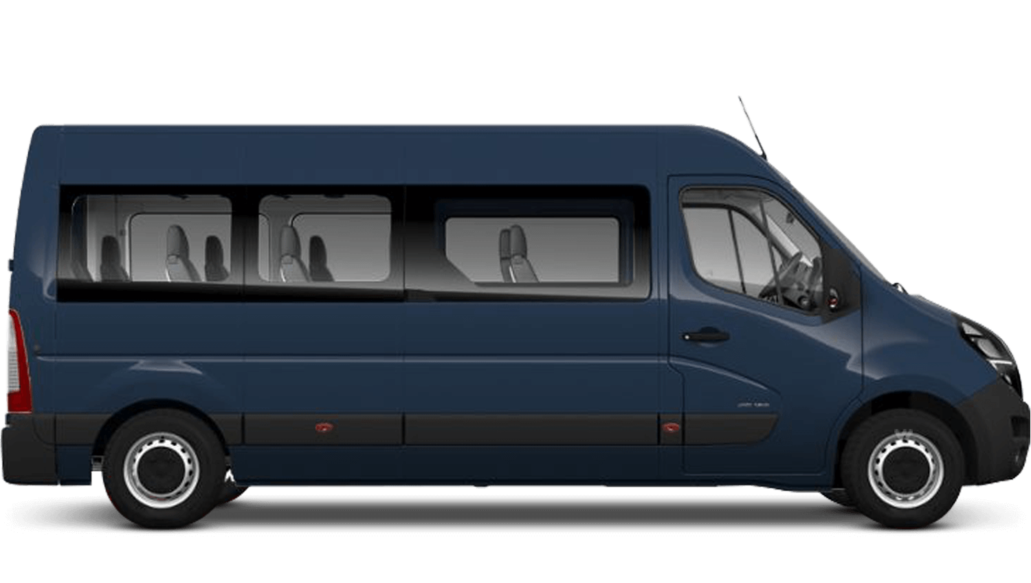 Signal Blue (Solid) New Vauxhall Movano