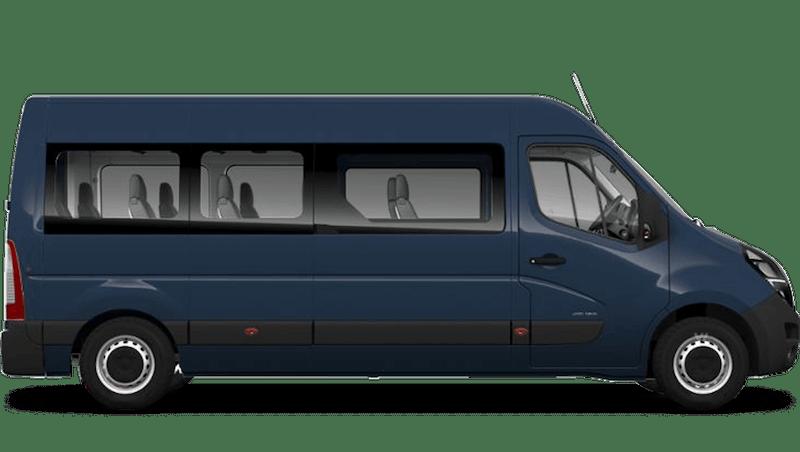 Vauxhall Movano New Minibus