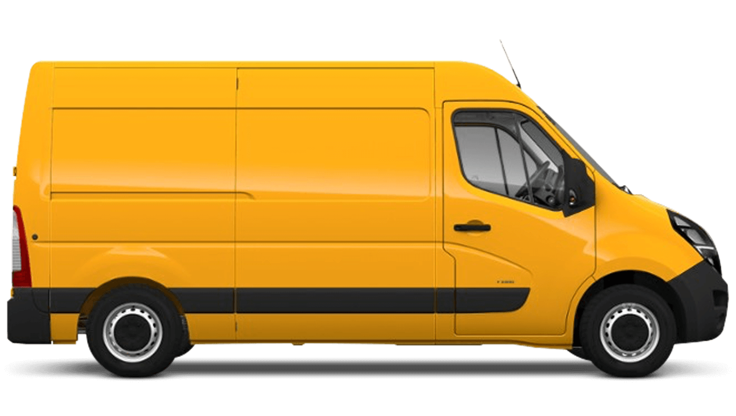 Mandarin Orange (Brilliant) New Vauxhall Movano