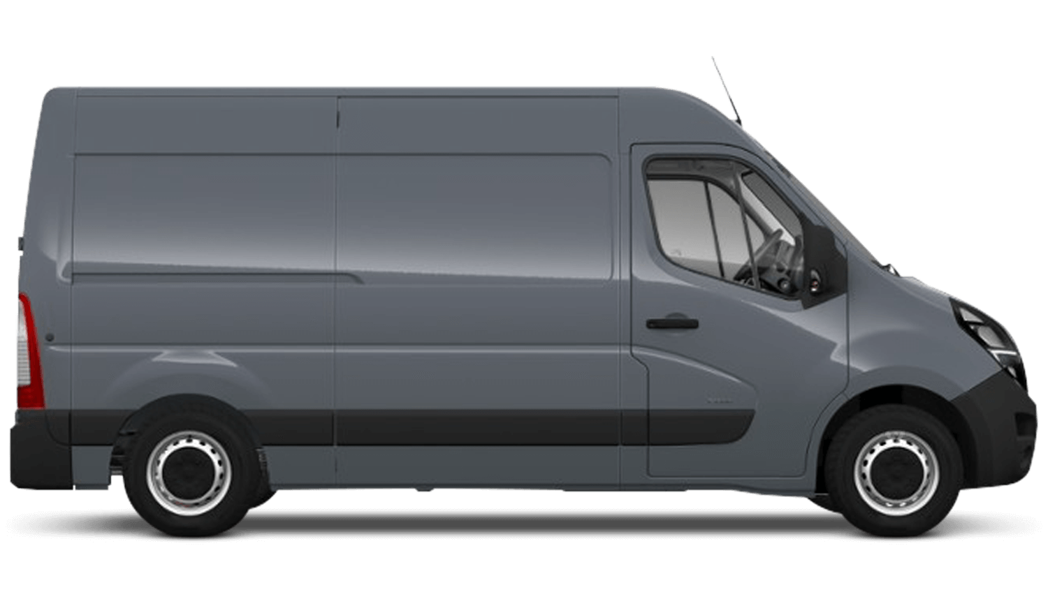 Solid Rock Grey (Solid) Vauxhall Movano