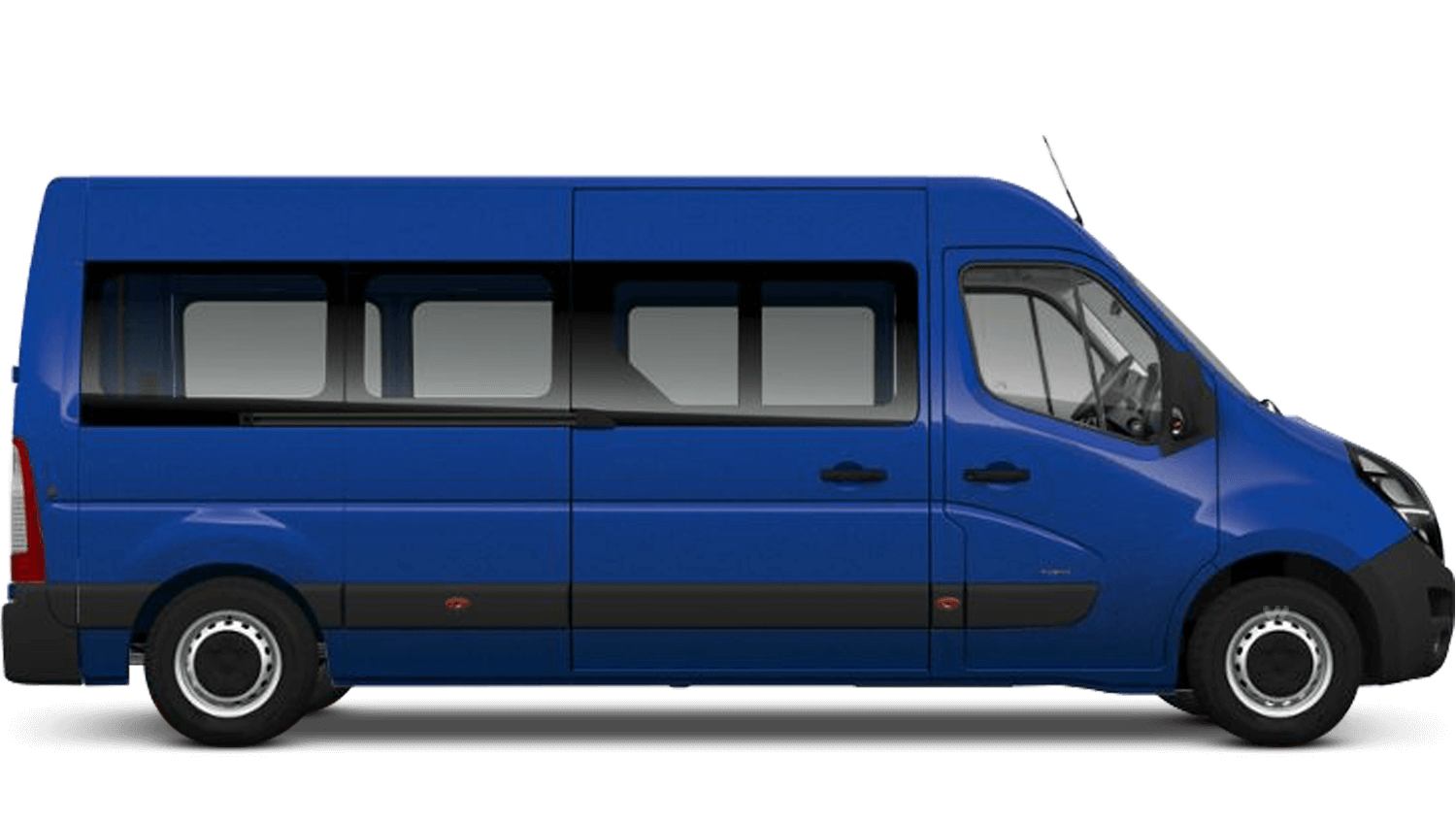 North Sea Blue (Solid) New Vauxhall Movano