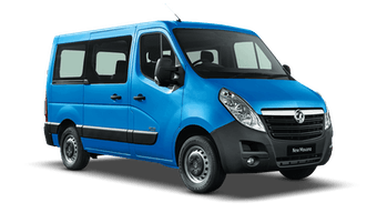 Vauxhall Movano Combi