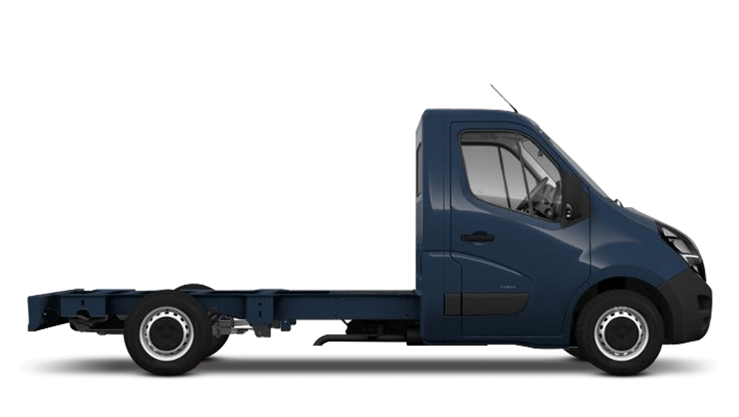 Signal Blue (Solid) New Vauxhall Movano Conversions