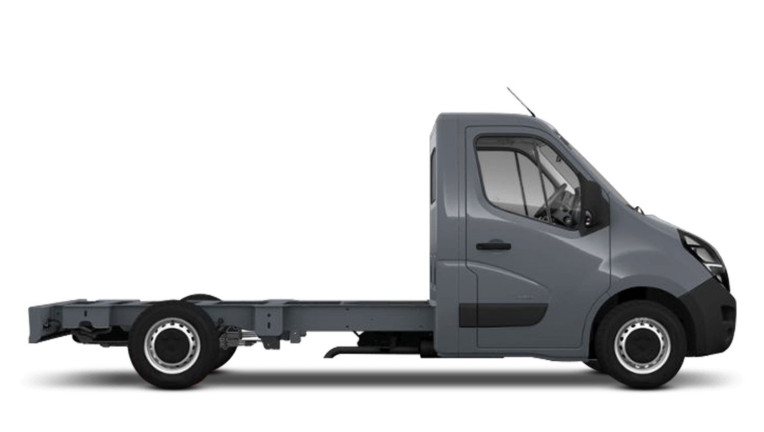 Slate Grey (Solid) New Vauxhall Movano Conversions