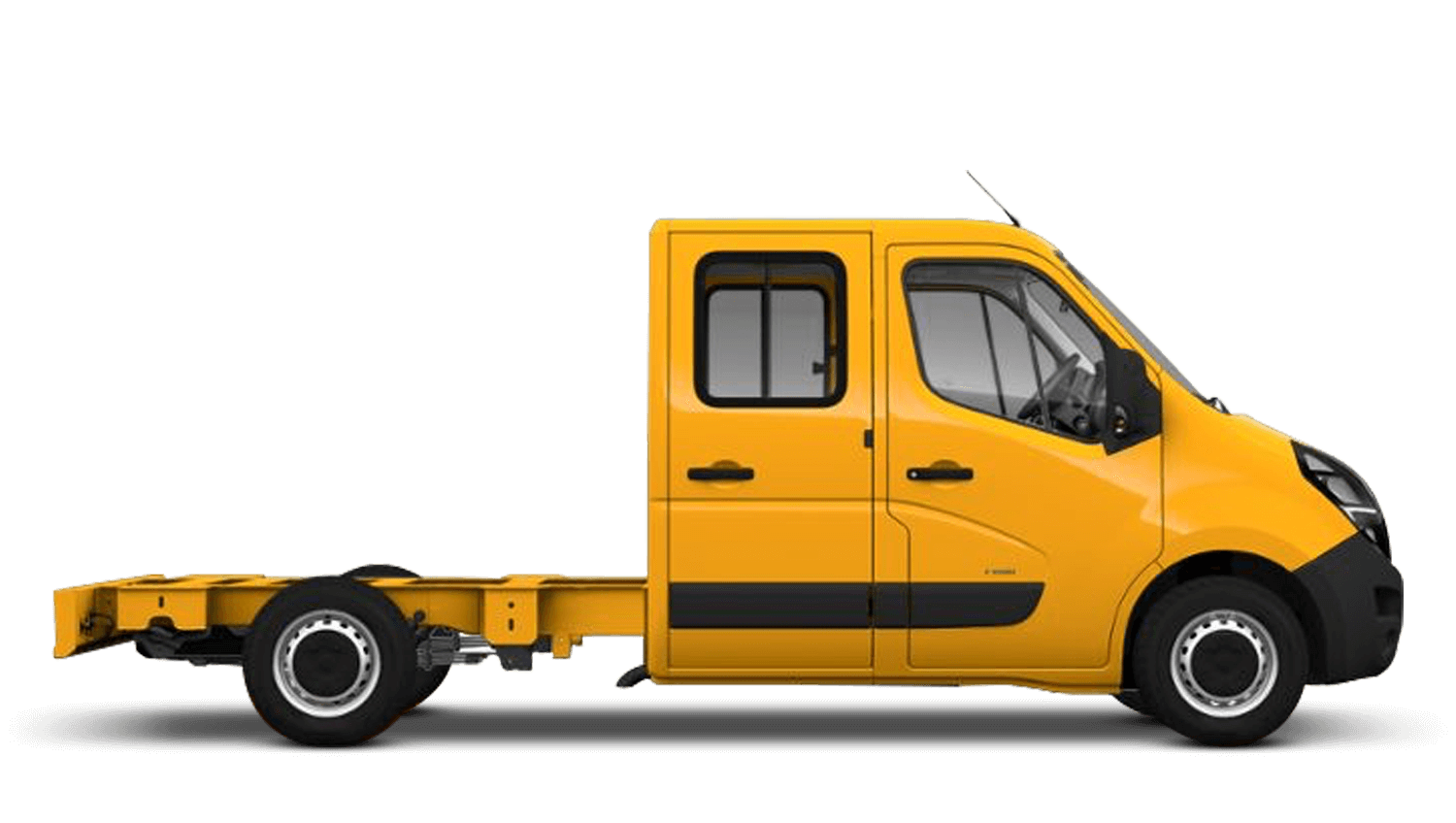 Mandarin Orange (Brilliant) New Vauxhall Movano Conversions