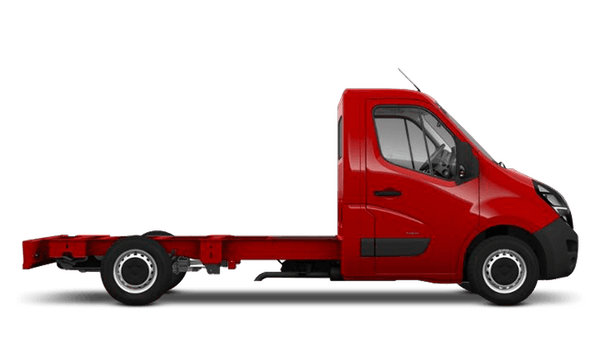 New Vauxhall Movano Conversions Chassis Cab